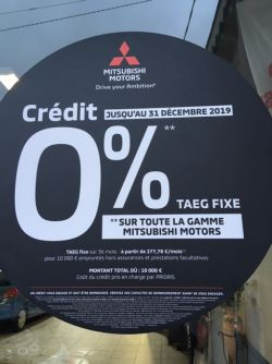 CREDIT A TAUX 0%