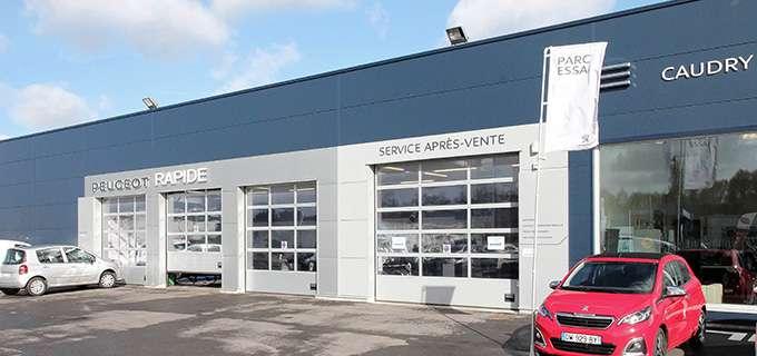 Caudry automobiles peugeot magasins et commerces de caudry for Garage negoce auto