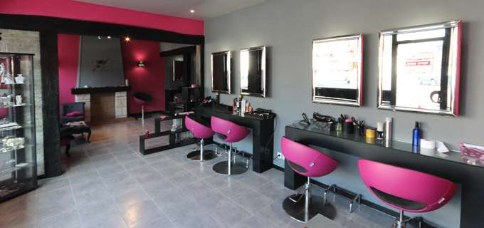 New look magasins et commerces de caudry for A new look salon